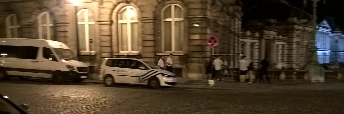 Belgien Police