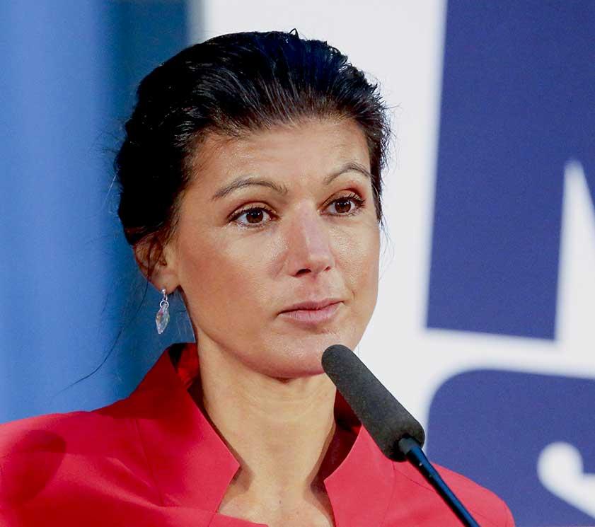 Dr. Sahra Wagenknecht MdB
